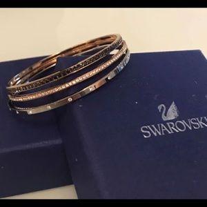 Swarovski Bangels - Brand New with Tags